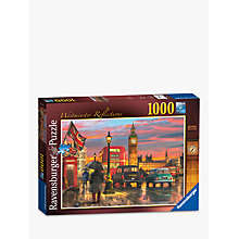 Buy Ravensburger Westminster Reflections Jigsaw Puzzle, 1000 pieces Online at johnlewis.com