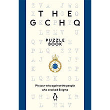Buy The GCHQ Puzzle Book Online at johnlewis.com