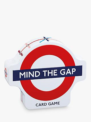 Gibsons Mind The Gap Card Game