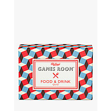 Buy Ridley's Food & Drink Quiz Online at johnlewis.com