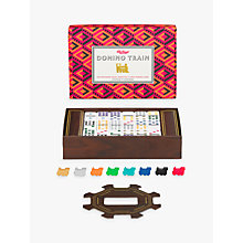 Buy Ridley's Domino Train Games Room Online at johnlewis.com