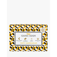 Buy Ridley's Games Room Party Compendium Online at johnlewis.com