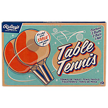 Buy Ridley's Table Tennis Set Online at johnlewis.com