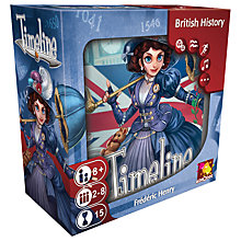 Buy Timeline British History Game Online at johnlewis.com