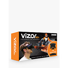 Buy RED5 Vizor Go Foldable VR Headset Online at johnlewis.com