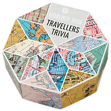 Buy Talking Tables Wordly Wise Trivia Game Online at johnlewis.com