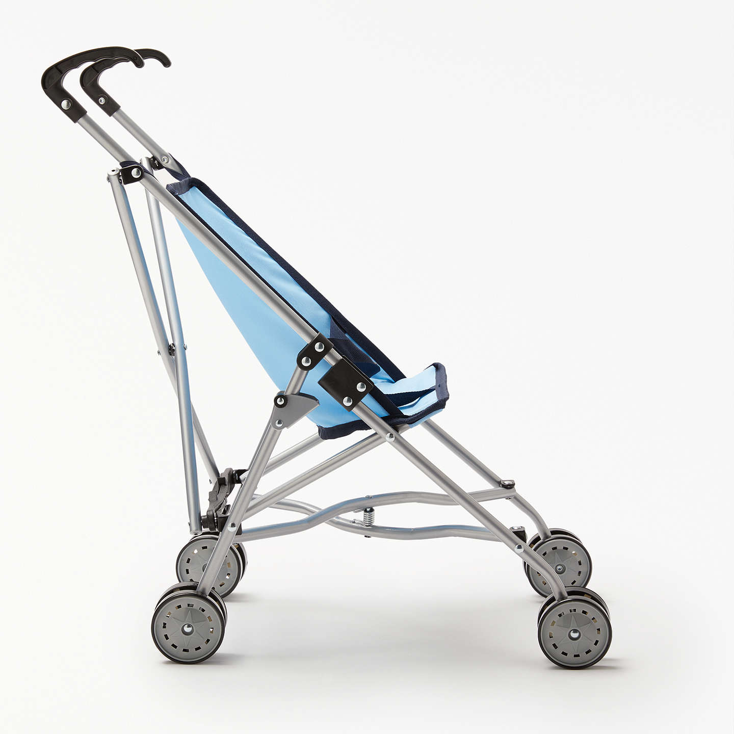 BuyJohn Lewis Little Buggy, Blue/Navy Online at johnlewis.com
