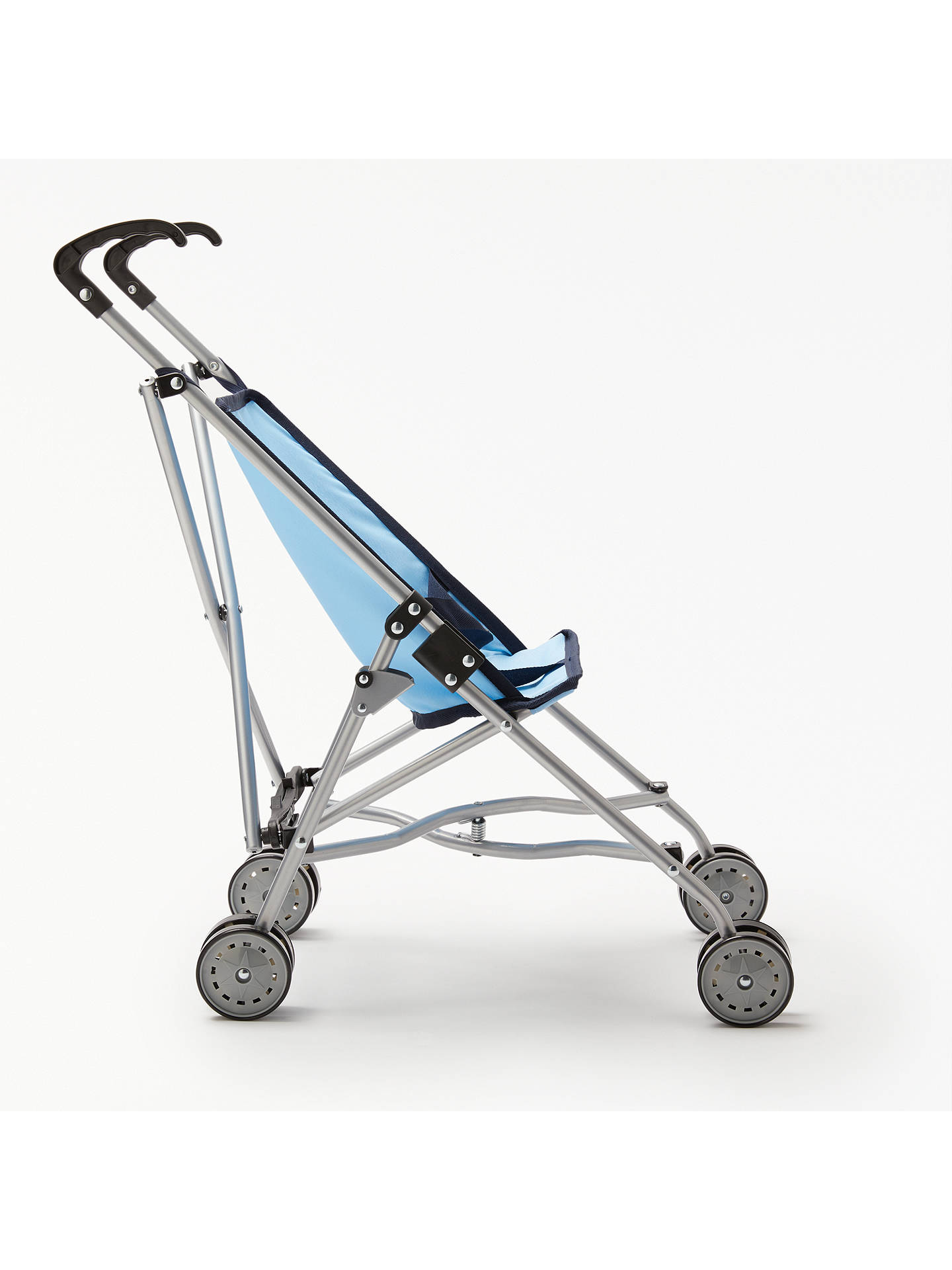 Buy John Lewis & Partners Little Buggy, Blue/Navy Online at johnlewis.com