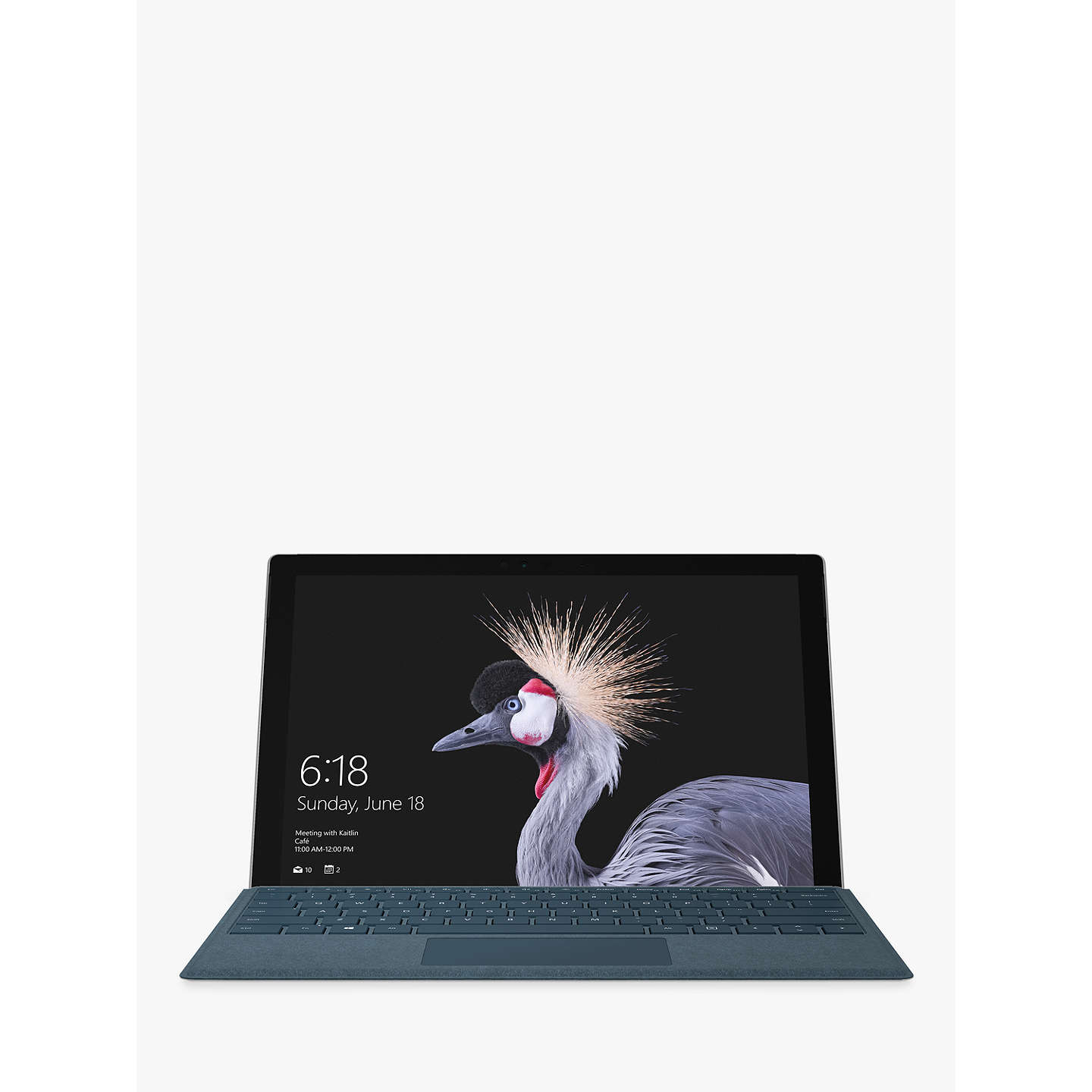 "BuyMicrosoft Surface Pro Tablet, Intel Core i5, 8GB RAM, 256GB SSD, 12.3"" Touchscreen Online at johnlewis.com"