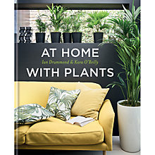 Buy At Home With Plants Book Online at johnlewis.com