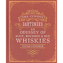 Buy The Curious Bartender: Odyssey Of Whiskies Book Online at johnlewis.com