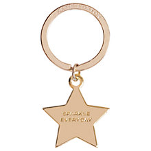 Buy Katie Loxton Sparkle Everyday Keyring Online at johnlewis.com