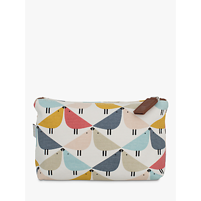 Scion Bird Cosmetic Bag, Medium