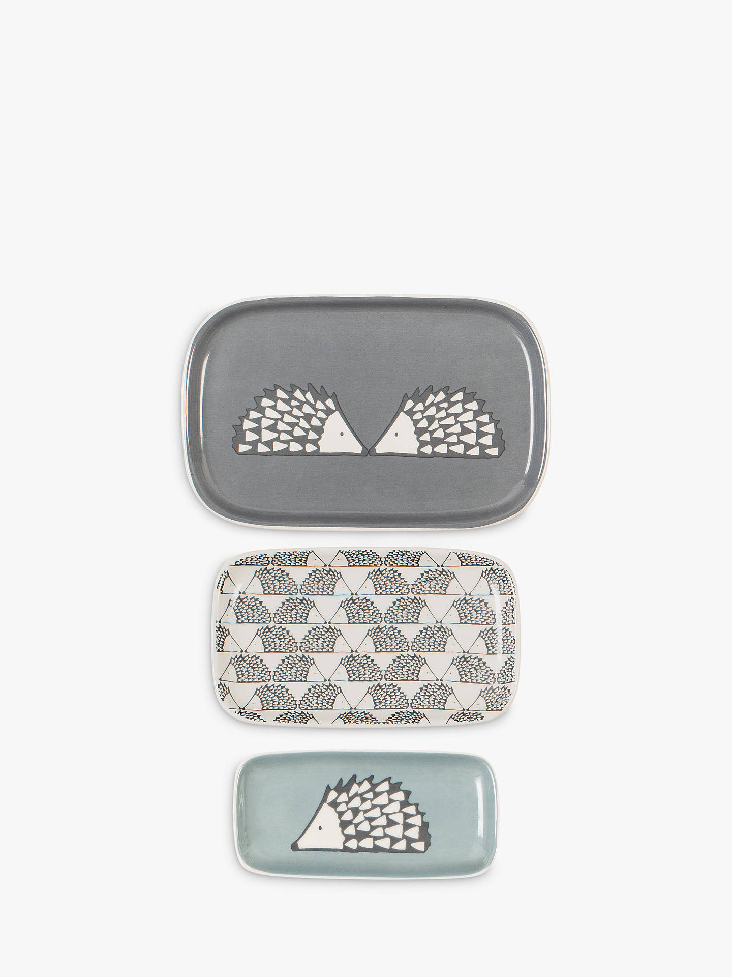 Buy Scion Spike Trinket Tray, Set of 3 Online at johnlewis.com