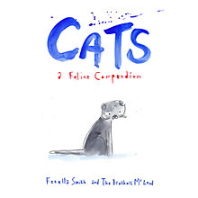 Buy Fenella Smith Cats A Compendium Book Online at johnlewis.com