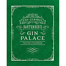 Buy The Curious Bartender: Gin Palace Book Online at johnlewis.com