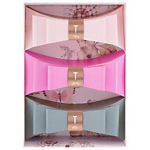 Buy Ted Baker Sweet Treat Mini Bow Trio Gift Set Online at johnlewis.com