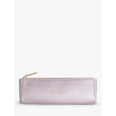 Katie Loxton Pretty Perfect Make Up Case, Pink