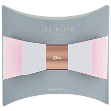 Buy Ted Baker Beauty Bow Ella Gift Set Online at johnlewis.com