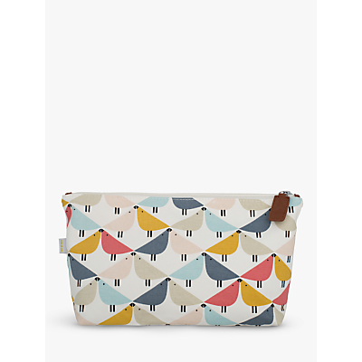 Scion Bird Cosmetic Bag, Large