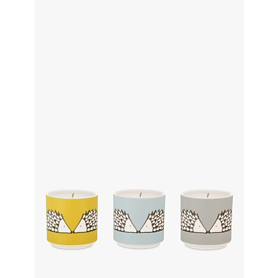 Scion Spike Travel Candles, Set of 3