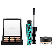 Buy MAC Summer Essentials Colour Kit with Pro Longwear Paint Pot, Soft Ochre Online at johnlewis.com