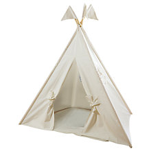 Buy Myweeteepee Classic Cream Teepee Bundle Online at johnlewis.com