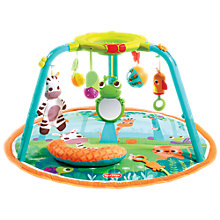 Buy Tiny Love Gymini 1,2,3 Here I Grow Activity Playmat Online at johnlewis.com