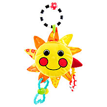 Buy Sassy Sunshine Mirror Developmental Toy Online at johnlewis.com