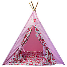 Buy Myweeteepee Evie Rose Teepee Bundle Online at johnlewis.com