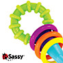 Buy Sassy Peek-a-Boo Beads Rattle Online at johnlewis.com