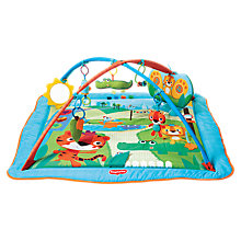 Buy Tiny Love Kick & Play City Safari Activity Mat Online at johnlewis.com