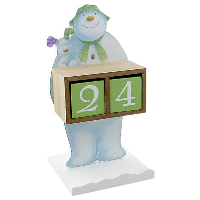The Snowman Perpetual Christmas Calendar