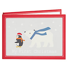 Buy John Lewis My 1st Christmas Photo Album Online at johnlewis.com