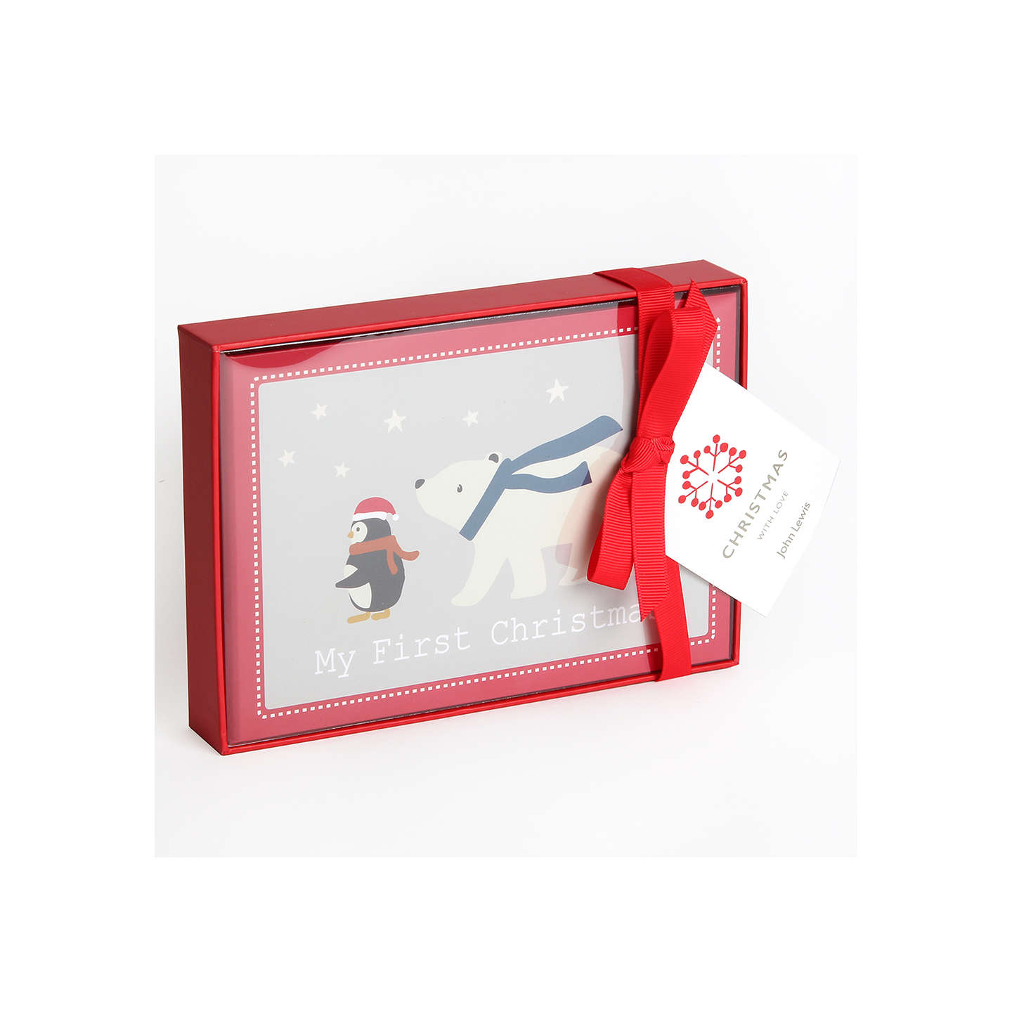 Buyjohn Lewis My 1St Christmas Photo Album Online At Johnlewiscom