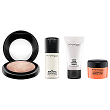 Buy MAC Summer Essentials Skincare Kit with Lip Scrubtious, Candied Nectar Online at johnlewis.com