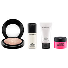 Buy MAC Summer Essentials Skincare Kit with Lip Scrubtious, Fruit Of Passion Online at johnlewis.com