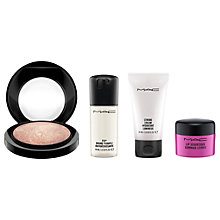 Buy MAC Summer Essentials Skincare Kit with Lip Scrubtious, Summer Berry Online at johnlewis.com