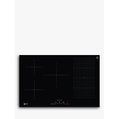 Image of Neff T58FD20X0 5 burner Black Electric Induction Hob