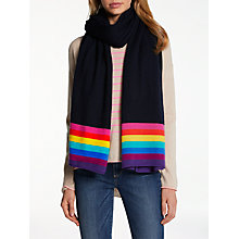 Buy Wyse London Rainbow Cashmere Scarf Online at johnlewis.com