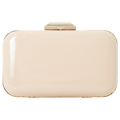 Product photo of Dune beverlie box clutch bag