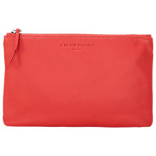 Buy Liebeskind Jenny H7 Leather Cosmetic Bag Online at johnlewis.com