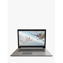 "Buy Lenovo IdeaPad 320 Laptop, Intel Core i7, 8GB RAM, 1TB, NVIDIA 940MX, 17.3"" Full HD, Platinum Grey Online at johnlewis.com"