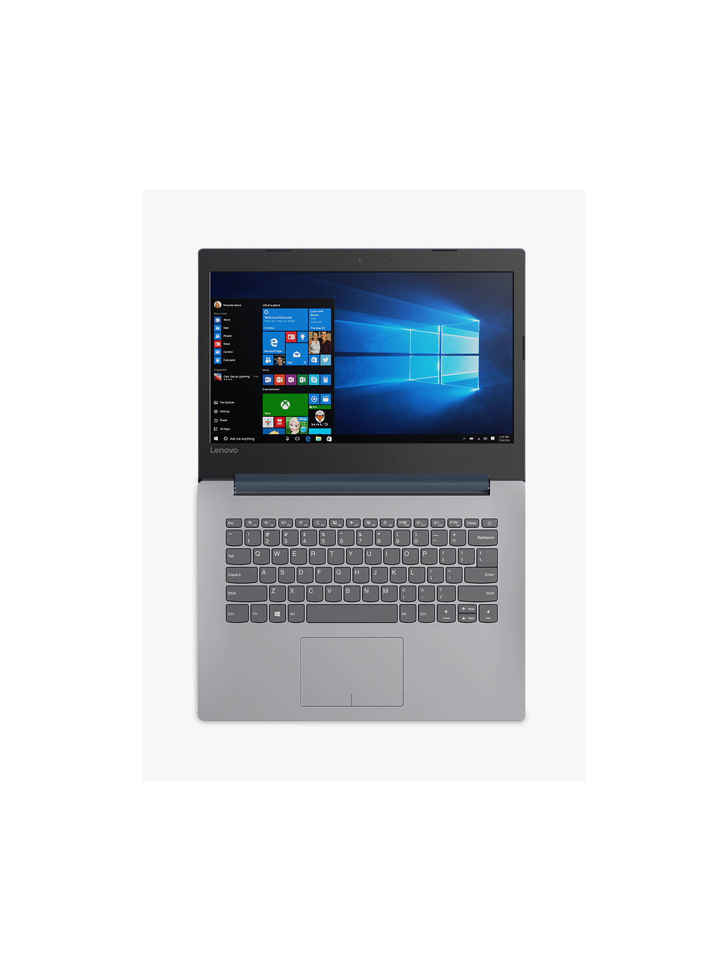 Lenovo IdeaPad 320 Laptop, Intel Core i5, 8GB, 128GB SSD, 14
