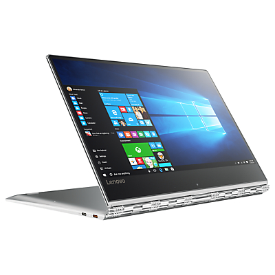 Image of Lenovo Yoga 910 Convertible Laptop, Intel Core i5, 8GB RAM, 256GB SSD, 13.9 Full HD, Silver