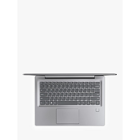 "Buy Lenovo IdeaPad 520S Laptop, Intel Core i5, 8GB, 128GB SSD, 14"" Full HD, Mineral Grey Online at johnlewis.com"