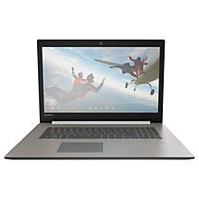 "Buy Lenovo IdeaPad 320 Laptop, Intel Core i3, 4GB RAM, 1TB, 17.3"", Platinum Grey Online at johnlewis.com"