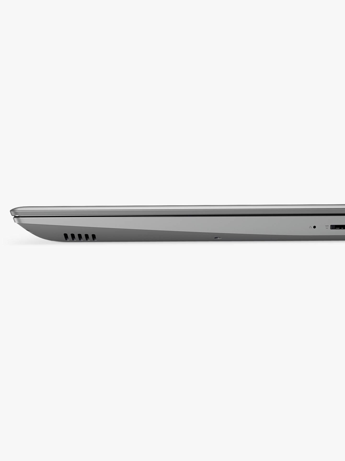 """Lenovo IdeaPad 720 Laptop, Intel Core i7, 8GB, 256GB SSD, AMD RX560, 15 6""""  Full HD, Mineral Grey"""