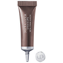 Buy Dior Metalizer Eyes & Lips Creme Shadow Online at johnlewis.com