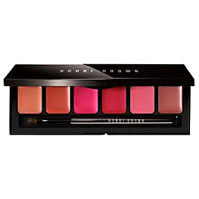 Buy Bobbi Brown Crazy For Colour Lip Palette Online at johnlewis.com